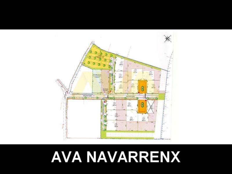 Verkauf grundstück Navarrenx 30455€ - Fotografie 1