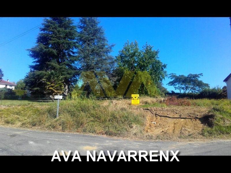 Verkoop  stukken grond Navarrenx 33000€ - Foto 1