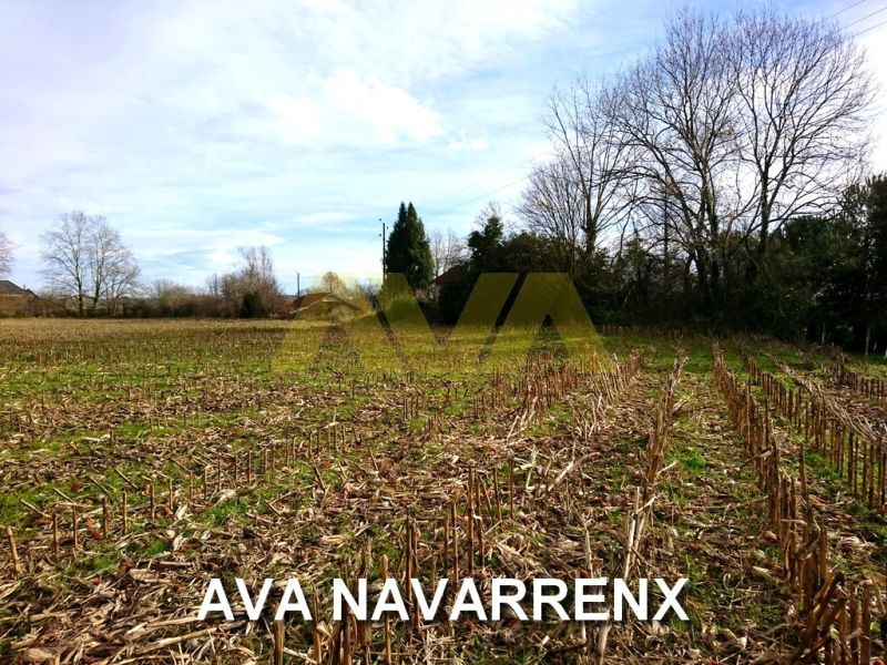Vente terrain Navarrenx 36 000€ - Photo 1