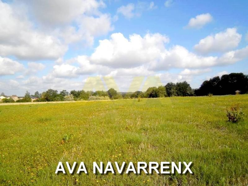 Vente terrain Navarrenx 36 489€ - Photo 1