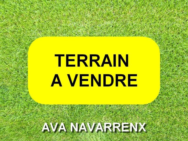 Vente terrain Navarrenx 37 000€ - Photo 1