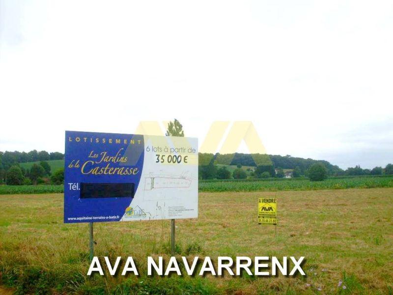 Vente terrain Navarrenx 38000€ - Photo 1