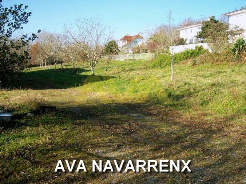 Verkoop  stukken grond Navarrenx 42000€ - Foto 1