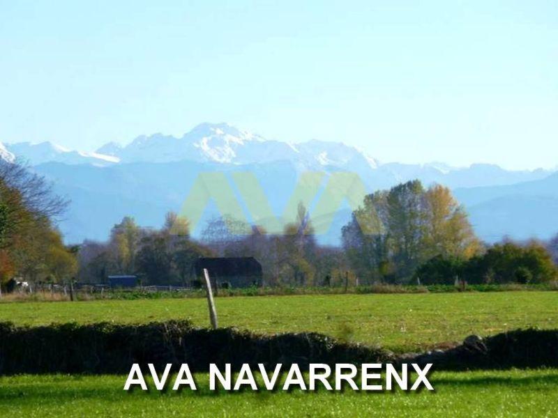 Verkoop  stukken grond Navarrenx 45000€ - Foto 1