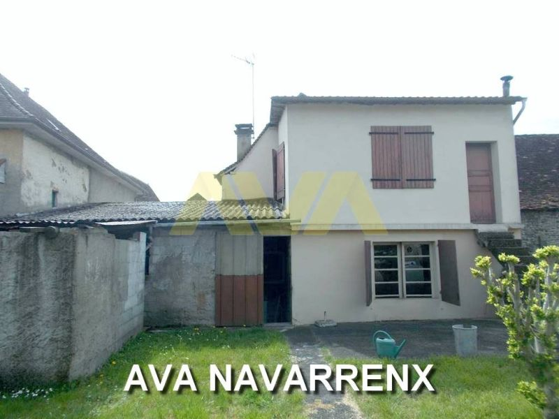 Vendita casa Navarrenx 87000€ - Fotografia 1