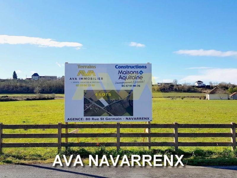Verkauf grundstück Navarrenx 91000€ - Fotografie 1