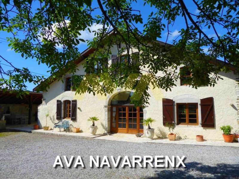 Vente maison / villa Sauveterre-de-béarn 449000€ - Photo 1