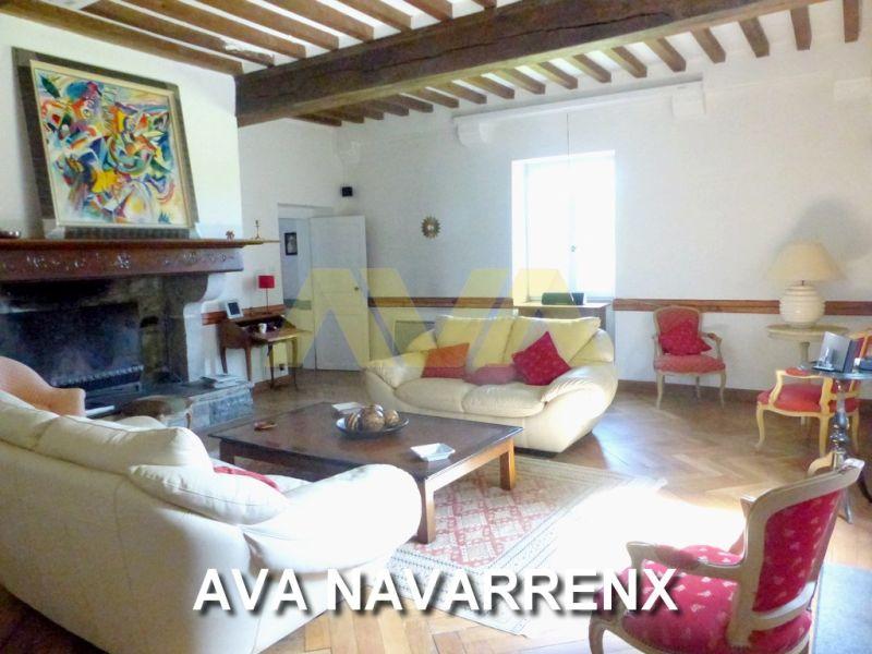 Deluxe sale house / villa Sauveterre-de-béarn 890000€ - Picture 1