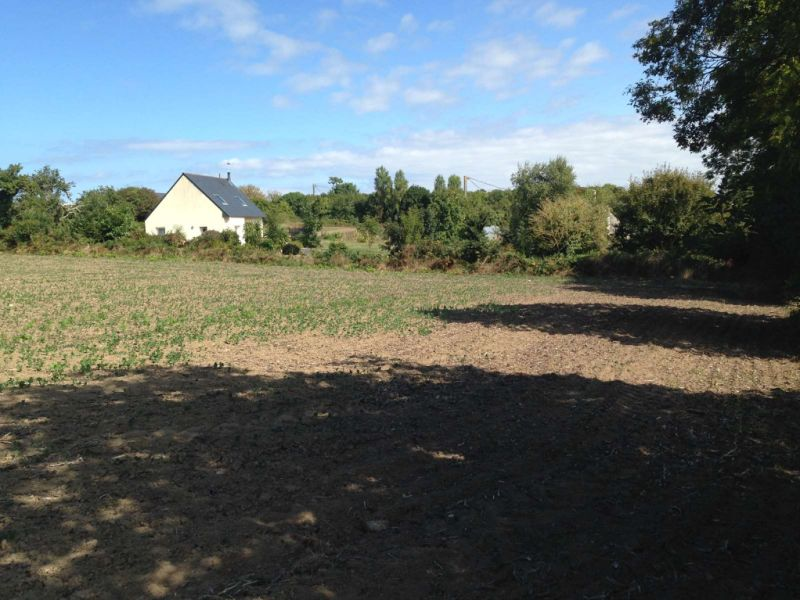 Vente terrain Primelin 49000€ - Photo 3