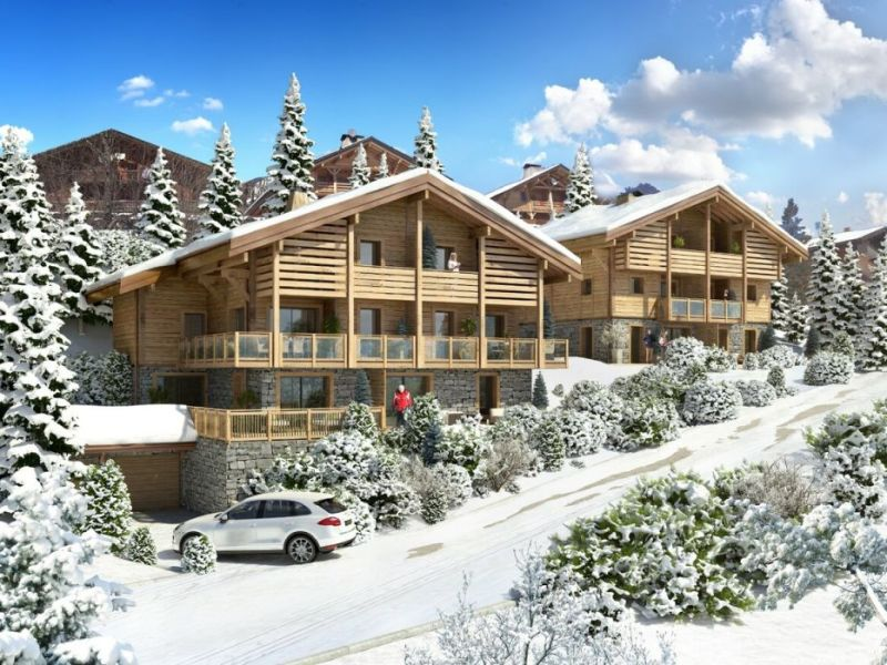 Vente appartement Le grand-bornand 280 000€ - Photo 1