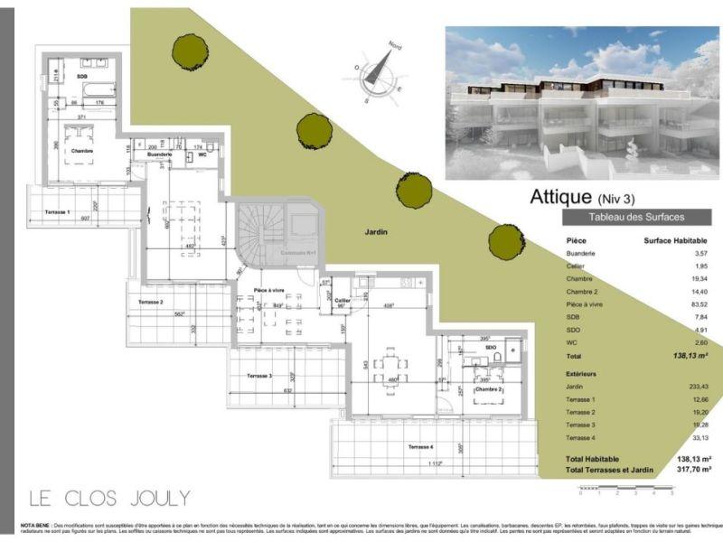 Vente appartement Annecy-le-vieux 1590000€ - Photo 4
