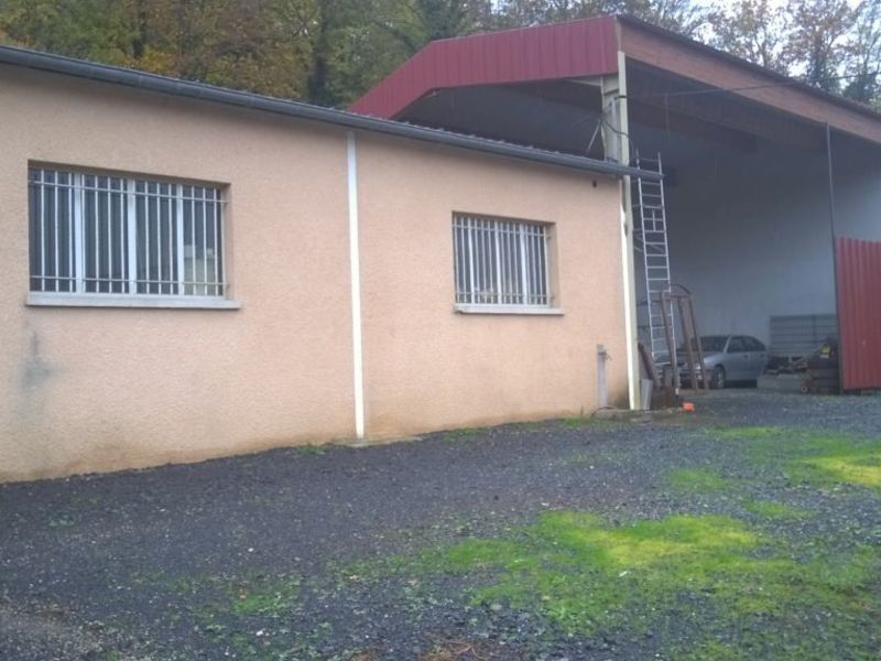 Location local commercial Brives charensac 660€ HC - Photo 3