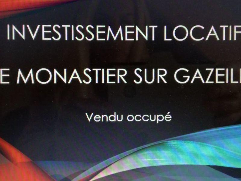Sale house / villa Le monastier sur gazeille 107000€ - Picture 2
