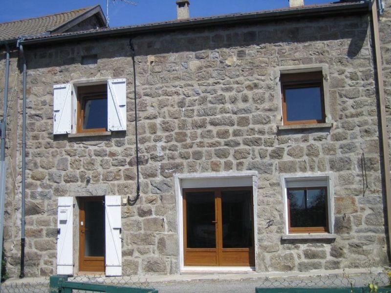 Sale house / villa St agreve 86000€ - Picture 1