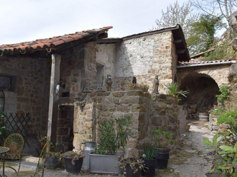 Vente maison / villa Vals les bains 446000€ - Photo 2