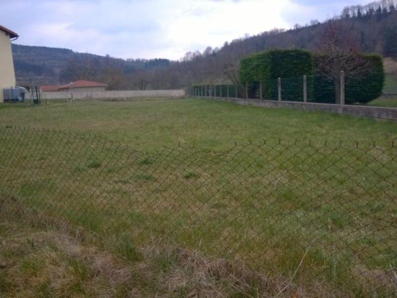 Vente terrain Lantriac 41300€ - Photo 1
