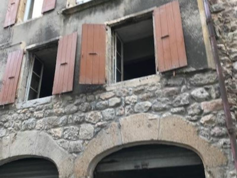 Sale apartment Le cheylard 67000€ - Picture 2