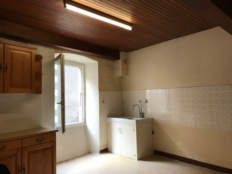 Sale apartment Le cheylard 67000€ - Picture 4
