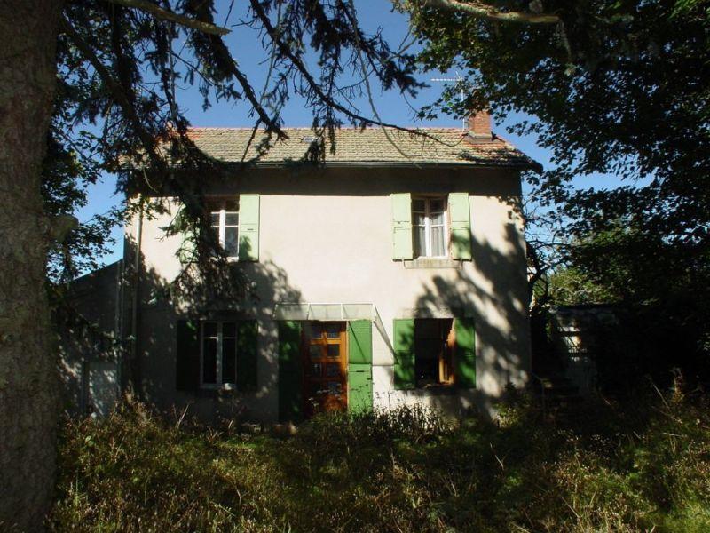 Sale house / villa St agreve 65200€ - Picture 1