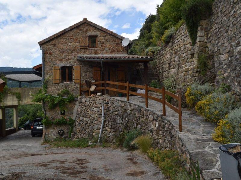 Vente maison / villa St maurice en chalencon 366000€ - Photo 1