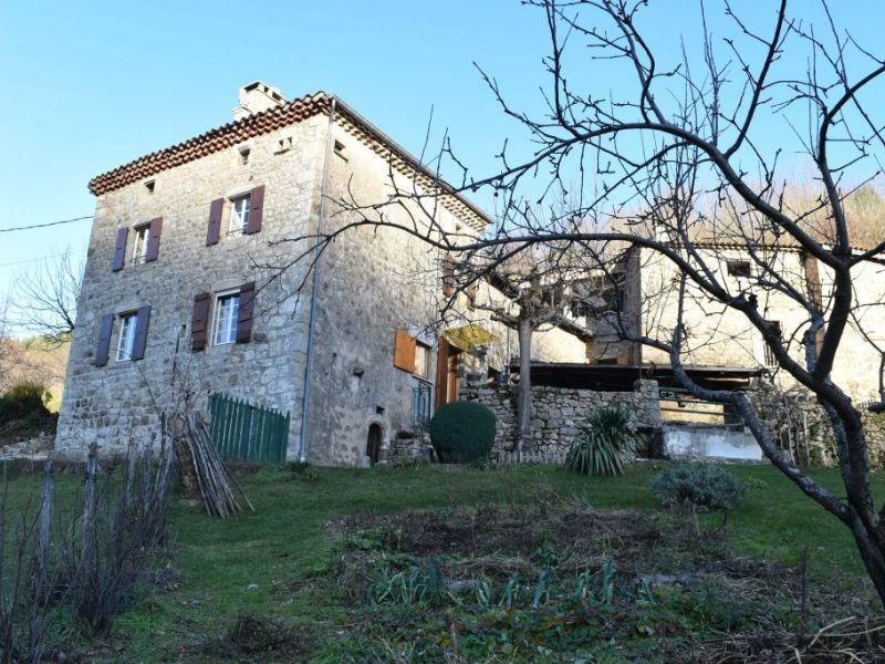 Vente maison / villa Dornas 254000€ - Photo 1