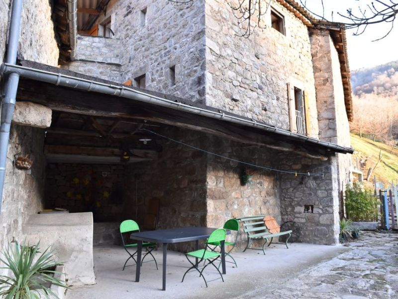 Vente maison / villa Dornas 254000€ - Photo 3