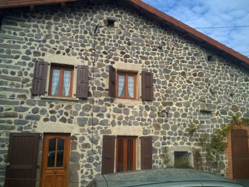Sale house / villa Coubon 113000€ - Picture 1