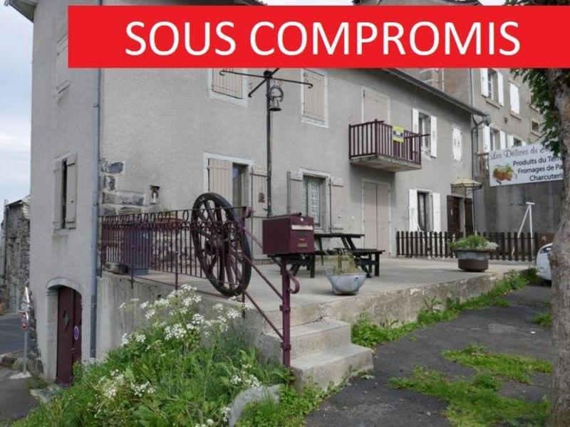 Vente maison / villa Fay sur lignon 85000€ - Photo 1