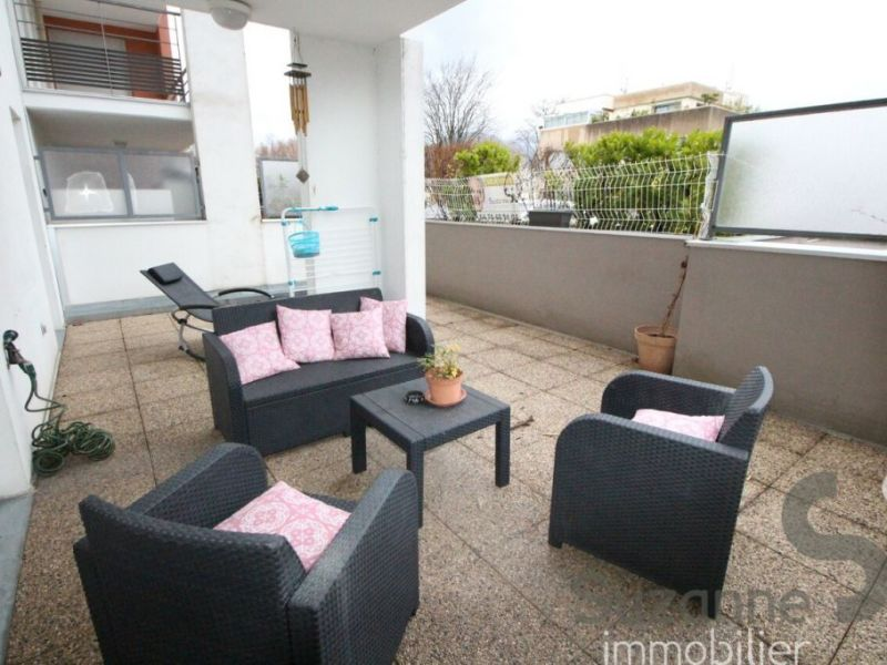 Sale apartment Eybens 118 000€ - Picture 1