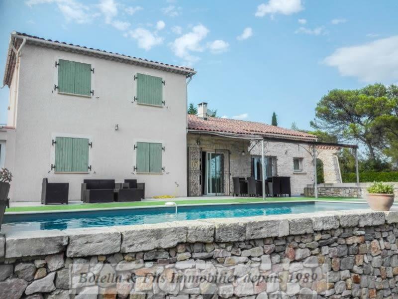 Vente maison / villa Uzes 398000€ - Photo 2