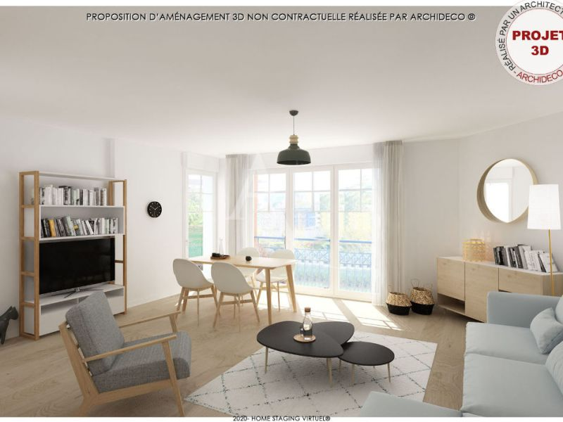 Sale apartment Toulouse 182 100€ - Picture 1