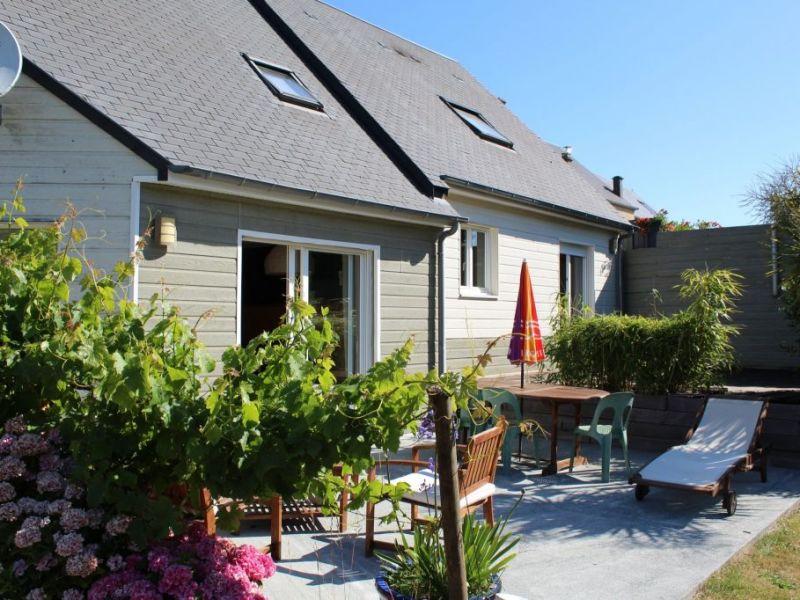 GOUVILLE-SUR-MER, Maison familial, 133m2