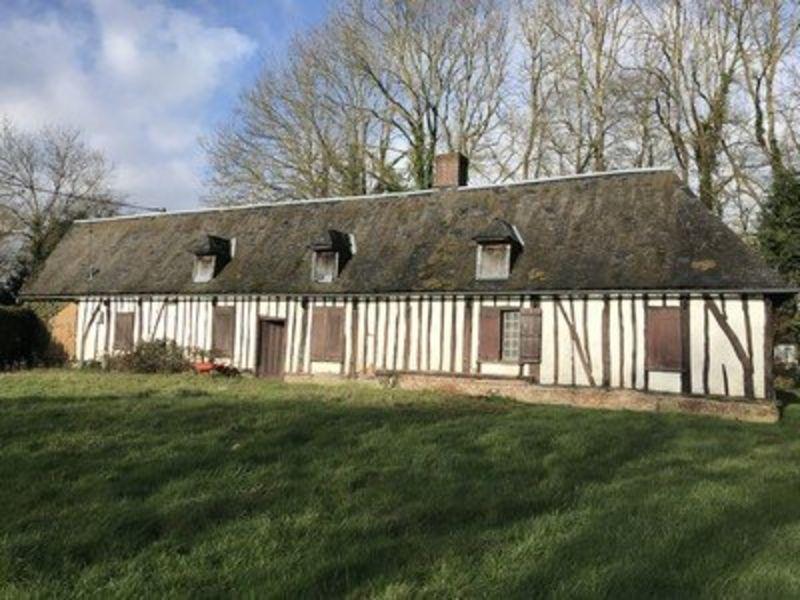 Vente maison / villa Beaucamps le vieux 77000€ - Photo 1