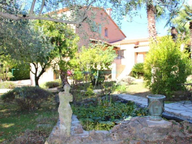 Vente maison / villa Cabris 620 000€ - Photo 3