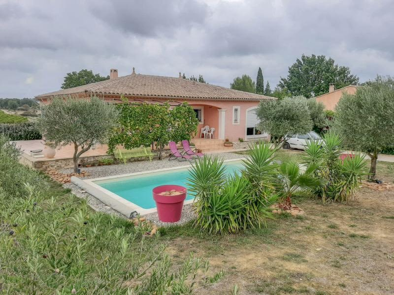Vente maison / villa Uzes 347000€ - Photo 1