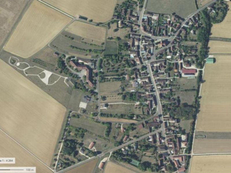 Vente terrain Carisey 39000€ - Photo 1