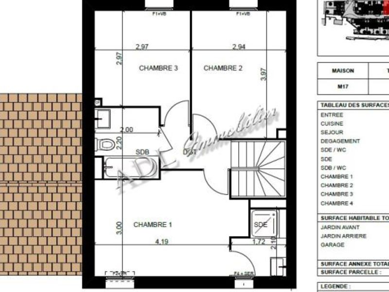 Vente maison / villa St maximin 282000€ - Photo 4
