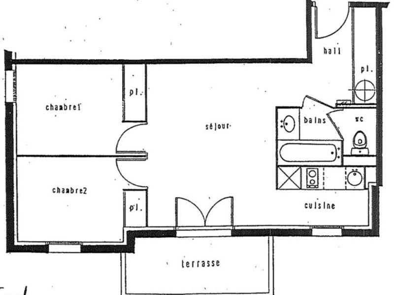 Rental apartment Toulouse 667€ CC - Picture 2