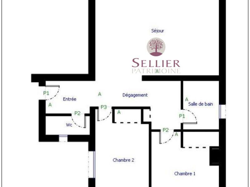 Продажa квартирa Paris 780000€ - Фото 17