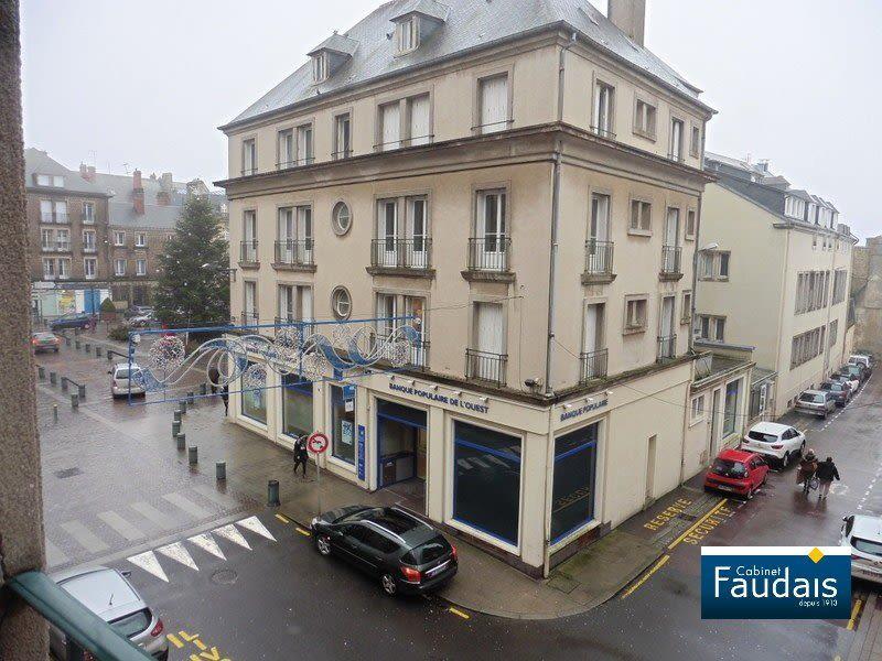 Sale apartment Coutances 129000€ - Picture 1