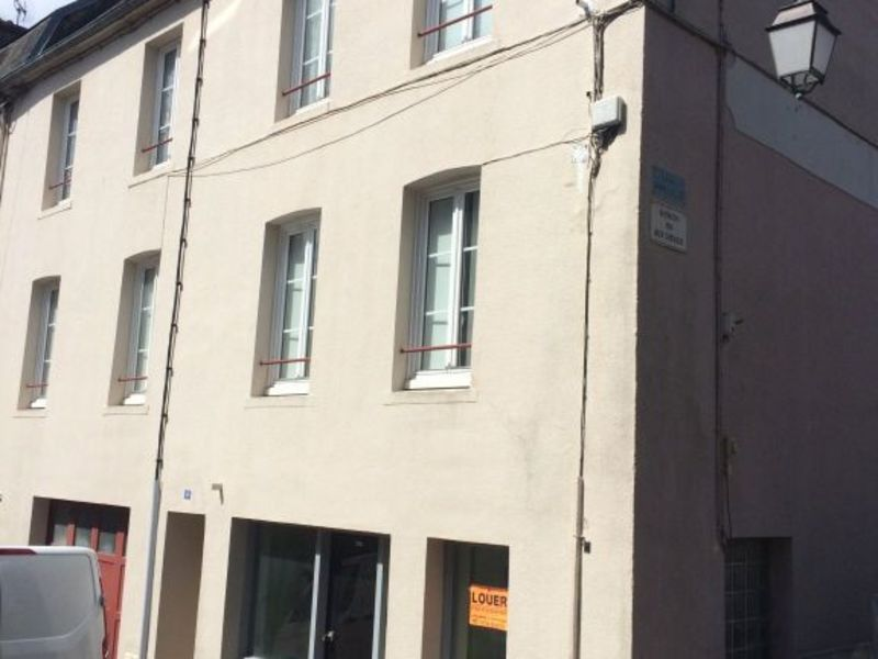 Location local commercial Coutances 750€ HC - Photo 1