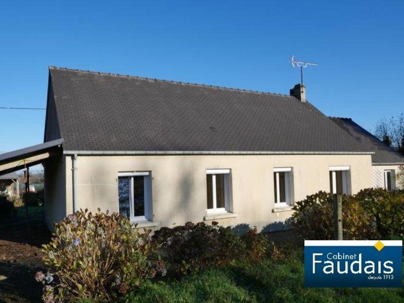 Sale house / villa Camprond 119500€ - Picture 1