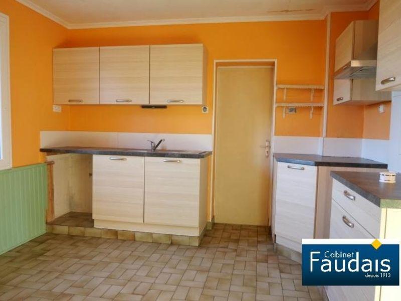 Sale house / villa Camprond 119500€ - Picture 2