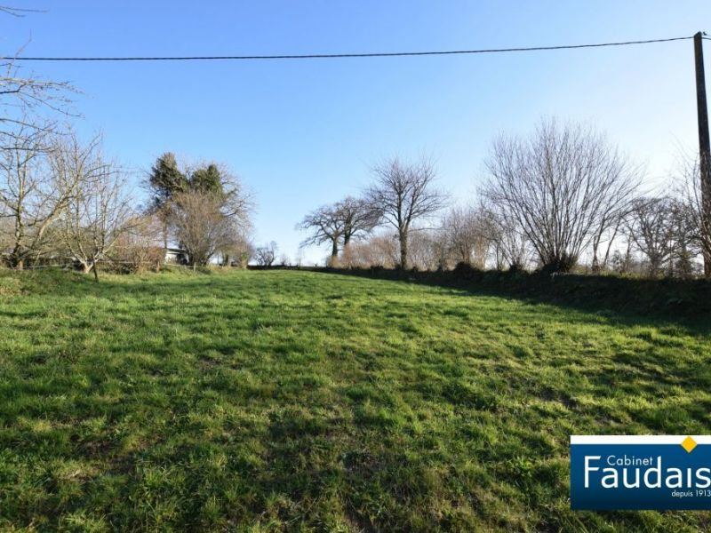 Sale site Courcy 19 500€ - Picture 1