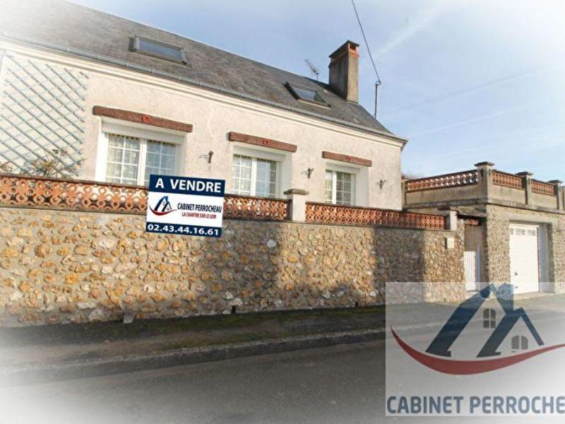 Vente maison / villa La chartre sur le loir 83000€ - Photo 1