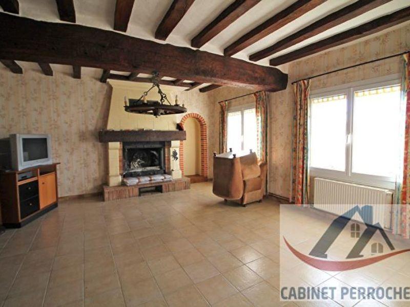 Vente maison / villa La chartre sur le loir 83000€ - Photo 4