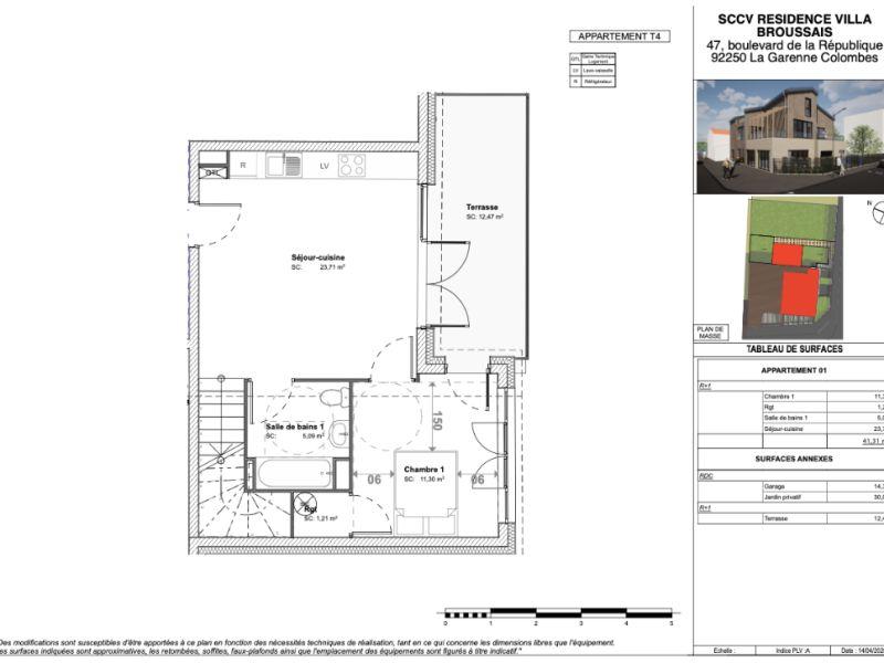 Vente appartement Vitry sur seine 460000€ - Photo 2