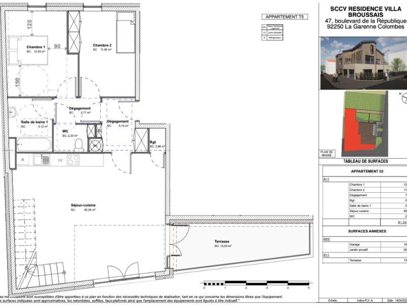 Vente appartement Vitry sur seine 760000€ - Photo 2
