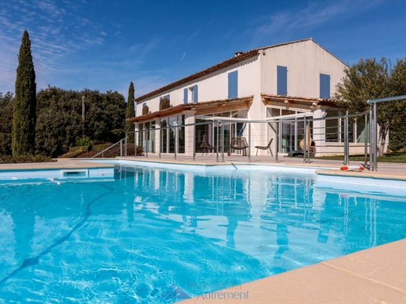 Venta  casa Eguilles 1950000€ - Fotografía 3