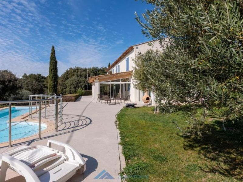 Venta  casa Eguilles 1950000€ - Fotografía 4